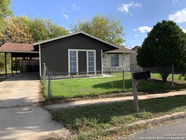 8438 Sweet Maiden Dr, San Antonio, TX 78242 (MLS #1426306) :: Alexis Weigand Real Estate Group