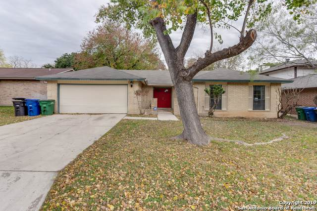 6311 Echo Canyon Dr, San Antonio, TX 78249 (MLS #1426364) :: BHGRE HomeCity