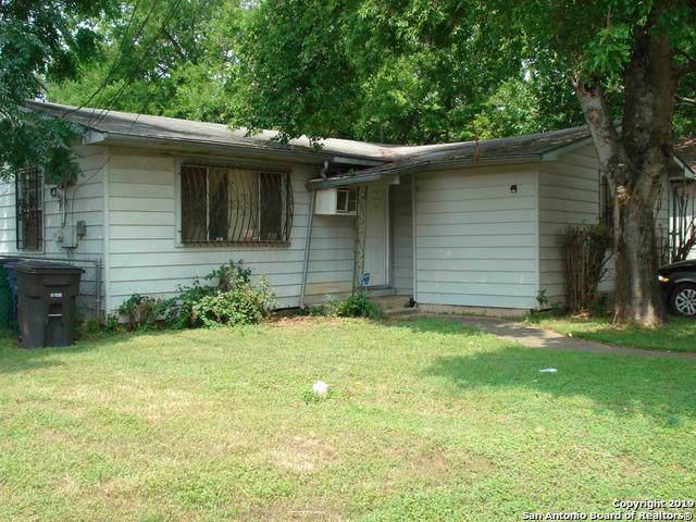 151 Durant St, San Antonio, TX 78237 (MLS #1426421) :: Alexis Weigand Real Estate Group