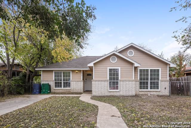 874 Yucca St, San Antonio, TX 78220 (MLS #1426439) :: Alexis Weigand Real Estate Group