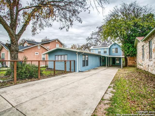 1819 Hicks Ave, San Antonio, TX 78210 (MLS #1426474) :: Alexis Weigand Real Estate Group