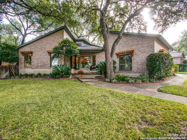 3669 Hunters Cliff, San Antonio, TX 78230 (MLS #1426477) :: BHGRE HomeCity