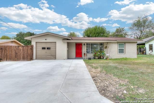 1035 San Angelo, San Antonio, TX 78201 (MLS #1426502) :: The Gradiz Group