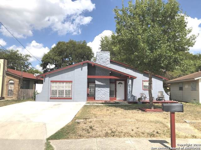 219 Smallwood Dr, San Antonio, TX 78210 (MLS #1426550) :: Alexis Weigand Real Estate Group