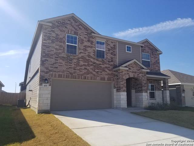 455 Agave Flats Dr, New Braunfels, TX 78130 (#1426570) :: The Perry Henderson Group at Berkshire Hathaway Texas Realty