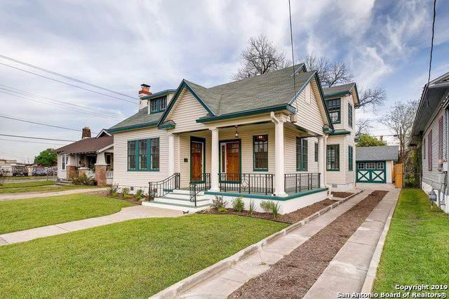 347 Wilkens Ave, San Antonio, TX 78210 (MLS #1426659) :: BHGRE HomeCity