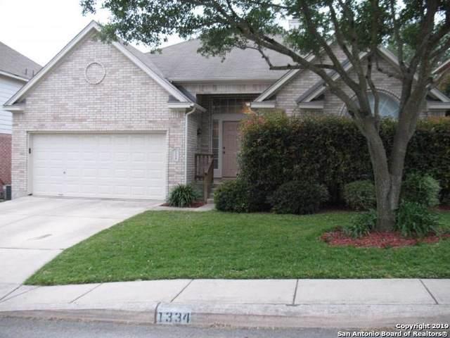 1334 Arrow Spring, San Antonio, TX 78258 (MLS #1426794) :: Alexis Weigand Real Estate Group