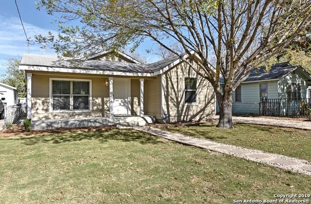 119 Pharis St, San Antonio, TX 78237 (MLS #1426963) :: Alexis Weigand Real Estate Group
