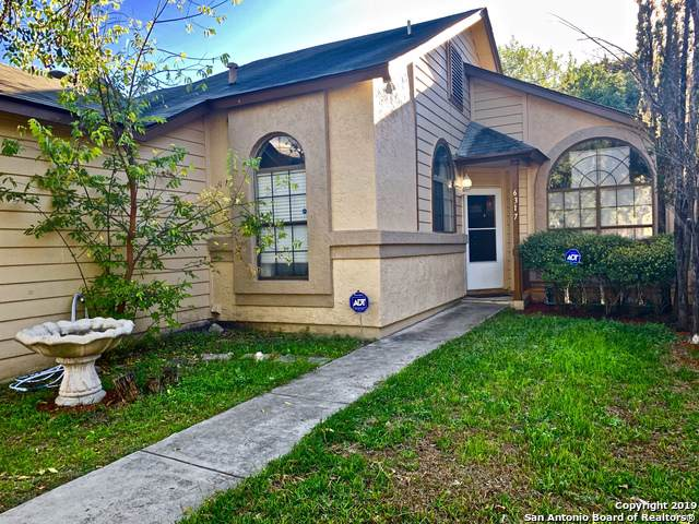 6317 Village Cliff, San Antonio, TX 78250 (MLS #1427033) :: Alexis Weigand Real Estate Group
