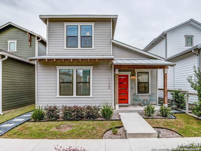 1130 N Olive St, San Antonio, TX 78202 (MLS #1427241) :: BHGRE HomeCity