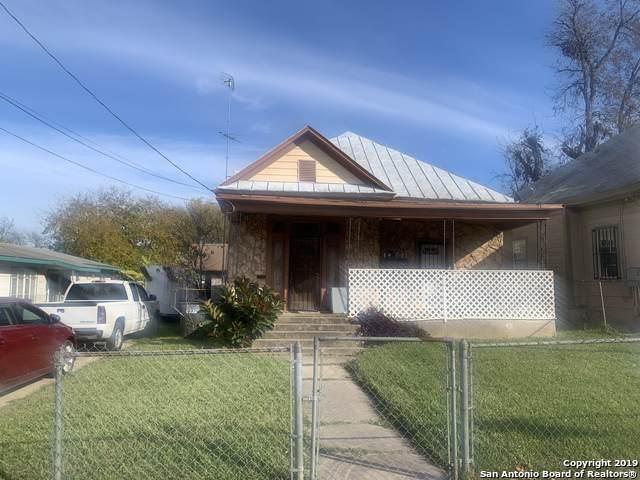 110 Saint Charles, San Antonio, TX 78202 (MLS #1427349) :: BHGRE HomeCity