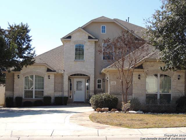 1228 Links Ln, San Antonio, TX 78260 (MLS #1427380) :: The Heyl Group at Keller Williams