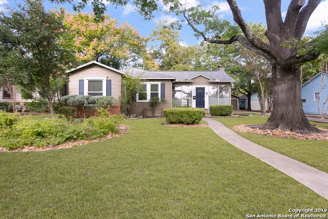 165 Claywell Dr, Alamo Heights, TX 78209 (MLS #1427455) :: Alexis Weigand Real Estate Group
