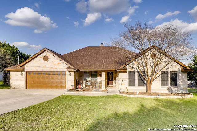807 Misty Water Ln, San Antonio, TX 78260 (#1427502) :: The Perry Henderson Group at Berkshire Hathaway Texas Realty