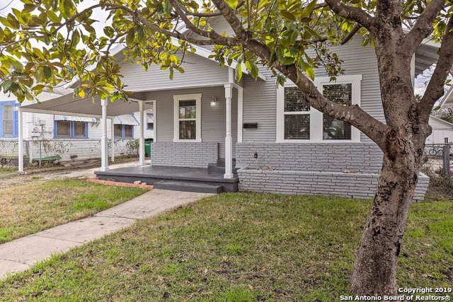 222 W High Ave, San Antonio, TX 78210 (MLS #1427552) :: Alexis Weigand Real Estate Group