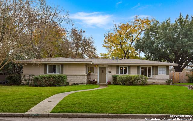 106 Tophill Rd, San Antonio, TX 78209 (MLS #1427618) :: Alexis Weigand Real Estate Group