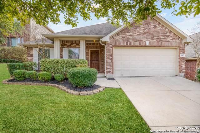 1442 Sparrow Song, San Antonio, TX 78260 (MLS #1427648) :: BHGRE HomeCity