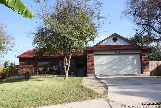4735 Saddle Ridge, San Antonio, TX 78217 (MLS #1427679) :: BHGRE HomeCity