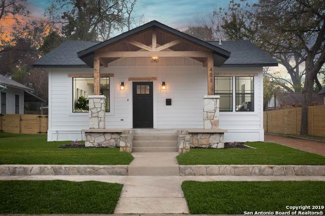 403 E Woodlawn Ave, San Antonio, TX 78212 (MLS #1427740) :: The Heyl Group at Keller Williams