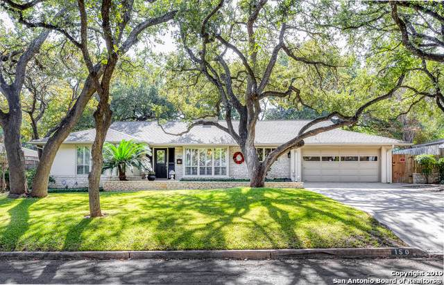 150 El Rancho Way, San Antonio, TX 78209 (MLS #1427751) :: BHGRE HomeCity