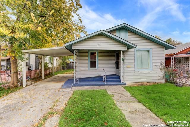 244 Micklejohn St, San Antonio, TX 78207 (MLS #1427824) :: Alexis Weigand Real Estate Group