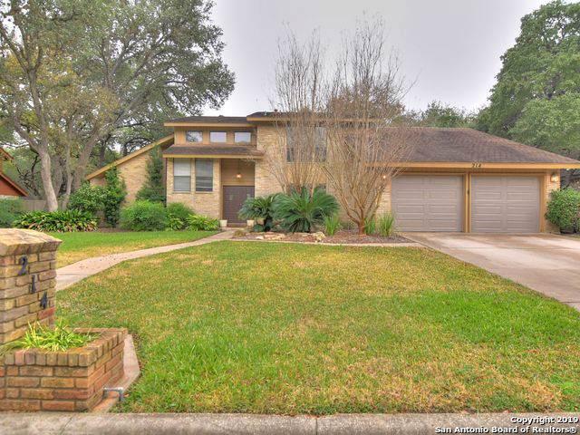 214 Wood Shadow St, San Antonio, TX 78216 (MLS #1427850) :: BHGRE HomeCity