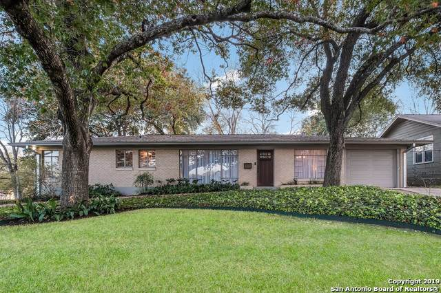 134 Blakeley Dr, San Antonio, TX 78209 (MLS #1427861) :: The Gradiz Group