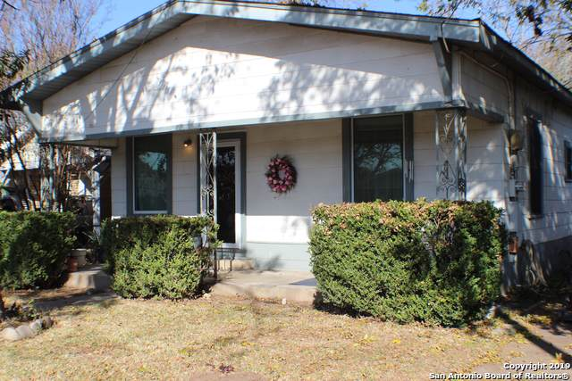 167 Iroquois St, San Antonio, TX 78211 (MLS #1427877) :: Alexis Weigand Real Estate Group