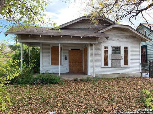 134 Gravel St, San Antonio, TX 78203 (MLS #1427969) :: Alexis Weigand Real Estate Group