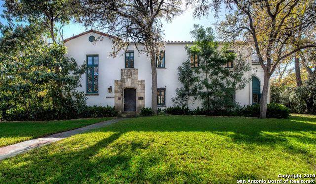 214 Park Hill Dr, San Antonio, TX 78212 (MLS #1428031) :: Exquisite Properties, LLC