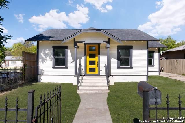 425 Kayton Ave, San Antonio, TX 78210 (MLS #1428045) :: Alexis Weigand Real Estate Group