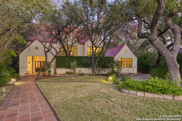 3003 Old Elm Way, San Antonio, TX 78230 (MLS #1428146) :: Warren Williams Realty & Ranches, LLC