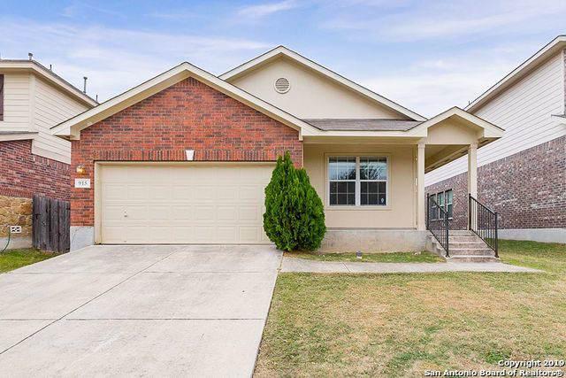 915 Siena Vw, San Antonio, TX 78253 (MLS #1428234) :: Tom White Group