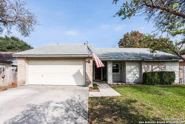 2811 Burning Hill St, San Antonio, TX 78247 (MLS #1428318) :: Alexis Weigand Real Estate Group