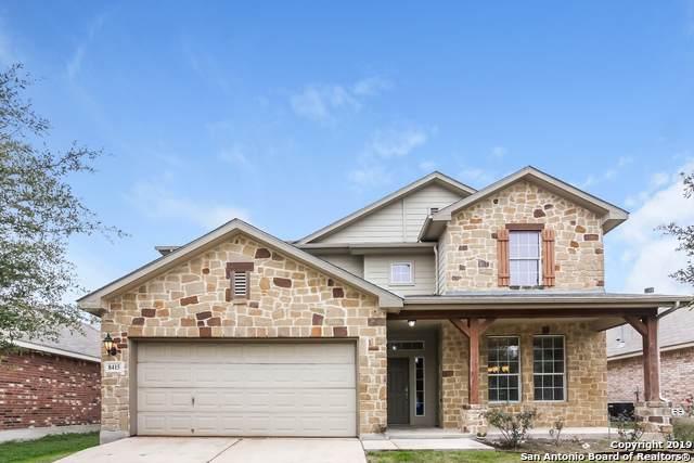 8415 Pale Horse Ln, San Antonio, TX 78254 (MLS #1428388) :: Alexis Weigand Real Estate Group