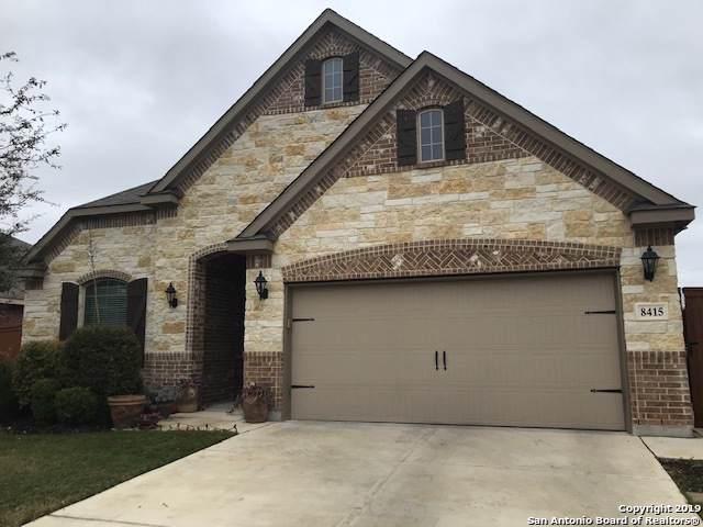8415 Saddle Ranch, San Antonio, TX 78254 (MLS #1428473) :: BHGRE HomeCity