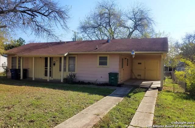 314 Nash Blvd, San Antonio, TX 78223 (MLS #1428521) :: BHGRE HomeCity