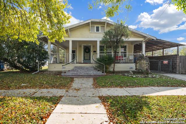1206 W Agarita Ave, San Antonio, TX 78201 (MLS #1428532) :: Alexis Weigand Real Estate Group