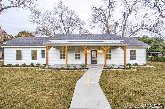 201 Paris St, Castroville, TX 78009 (MLS #1428673) :: Niemeyer & Associates, REALTORS®