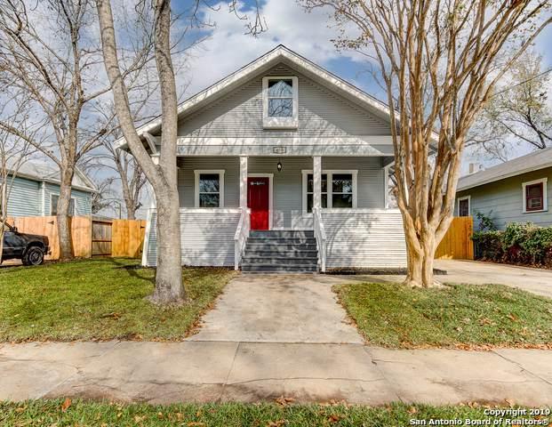 403 Harding Pl, San Antonio, TX 78203 (MLS #1428707) :: Vivid Realty