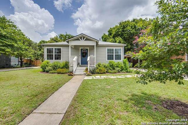 215 Chevy Chase Dr, San Antonio, TX 78209 (MLS #1428826) :: The Gradiz Group