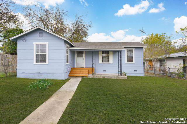 606 Hot Wells Blvd, San Antonio, TX 78223 (MLS #1428839) :: Alexis Weigand Real Estate Group