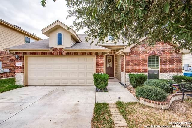 233 Mountain Home, Cibolo, TX 78108 (MLS #1428942) :: The Mullen Group | RE/MAX Access