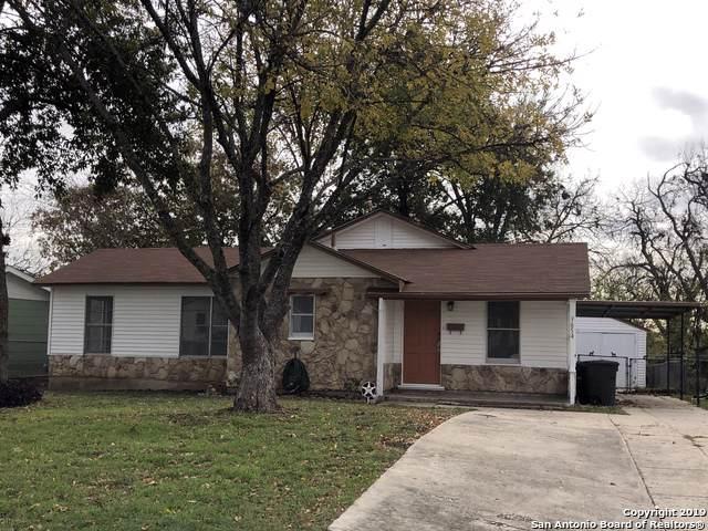 3854 S Walters, San Antonio, TX 78223 (MLS #1428968) :: Alexis Weigand Real Estate Group