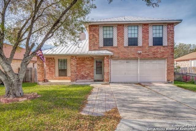 6631 Quail Lk, San Antonio, TX 78244 (MLS #1428972) :: Reyes Signature Properties
