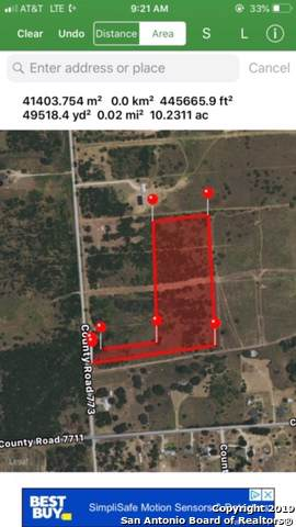 10 ACRES County Road 773, Devine, TX 78016 (MLS #1428992) :: Alexis Weigand Real Estate Group