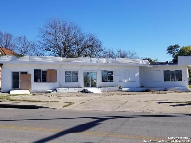 1605 E Houston St, San Antonio, TX 78202 (MLS #1429089) :: Keller Williams City View