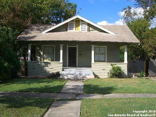 1131 W Summit Ave, San Antonio, TX 78201 (MLS #1429096) :: ForSaleSanAntonioHomes.com