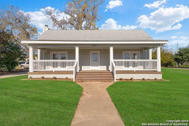 812 Chestnut St, Bastrop, TX 78602 (MLS #1429424) :: Legend Realty Group
