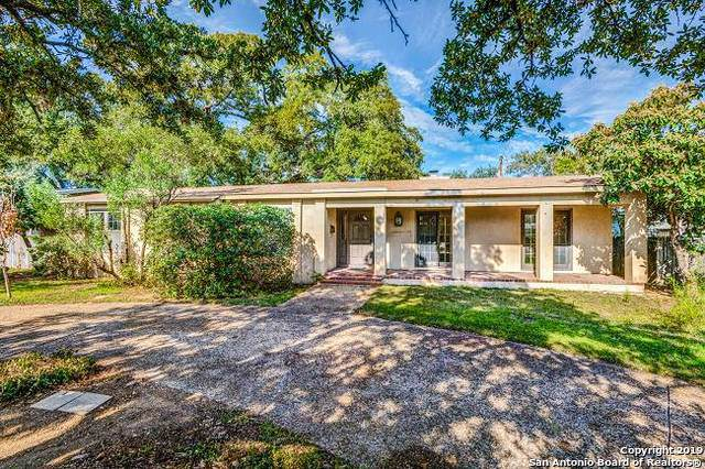219 Woodcrest Dr, San Antonio, TX 78209 (#1429513) :: The Perry Henderson Group at Berkshire Hathaway Texas Realty